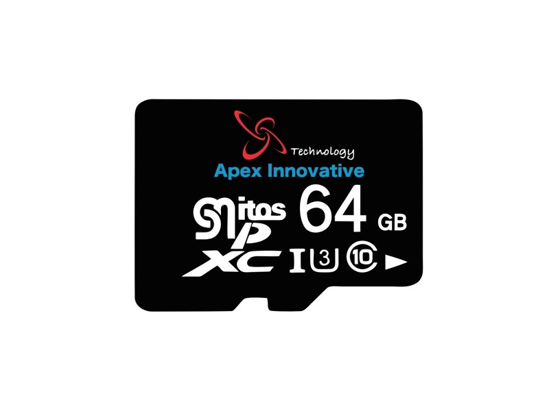 2 IN 1 64GB MEMORY CARD – SPECIALLY FOR 4K RESOLUTION