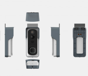 1080p DoorBell with Chime AWTDPRO2019 desc
