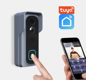 1080p DoorBell with Chime