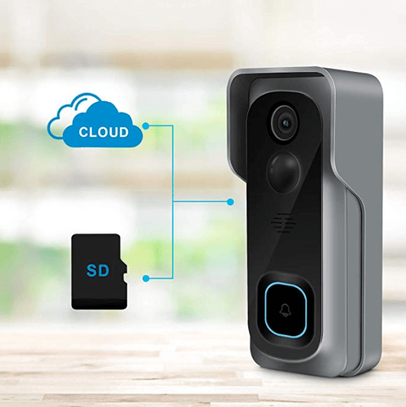 1080p DoorBell Camera with Chime