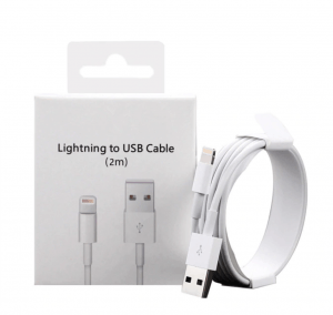 2 Meter Charging Cable For Iphone