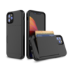 Ultra thin credit card slot holder mobile phone case
