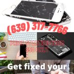Cracked Iphone Screen Replacement