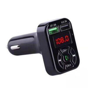 Fm Transmitter MP3 Player charger