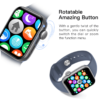 Wrist Smartwatch For Samsung iPhone Huawei Xiaomi 38mm - more than just a watch room and rotate
