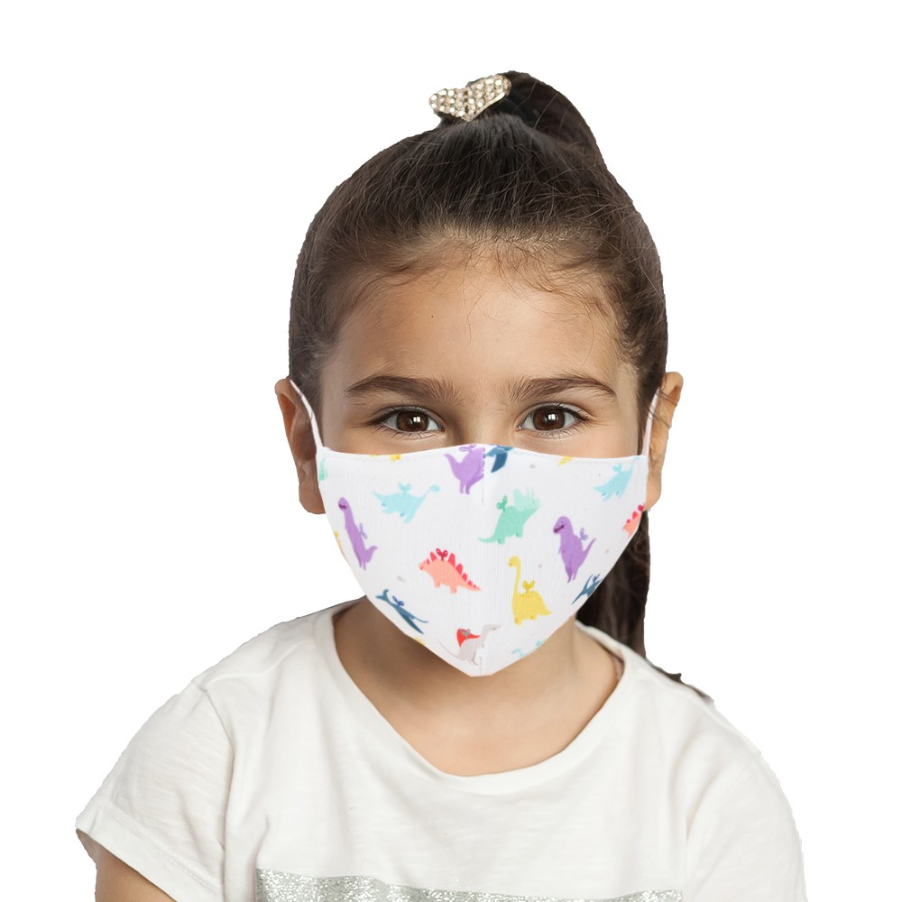 Kids Facemask Collection Now Available