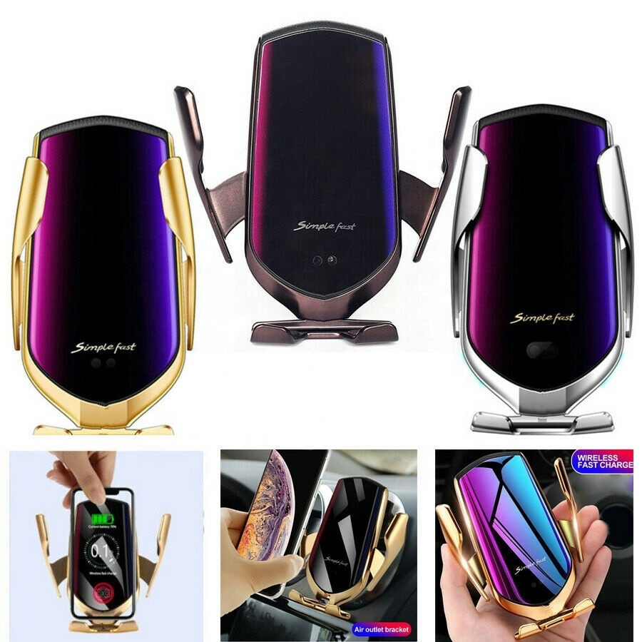 Wireless Charger with Mobile Holder