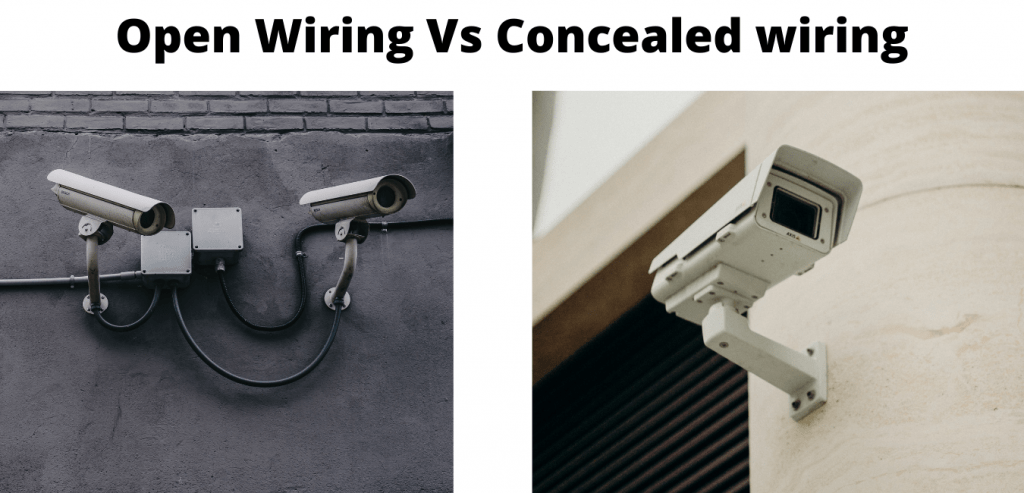 3 Important Questions do you need open wiring or concealed wiring