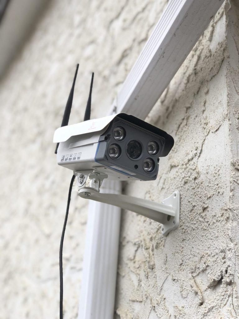 3 Important Questions - outdoor security cameras