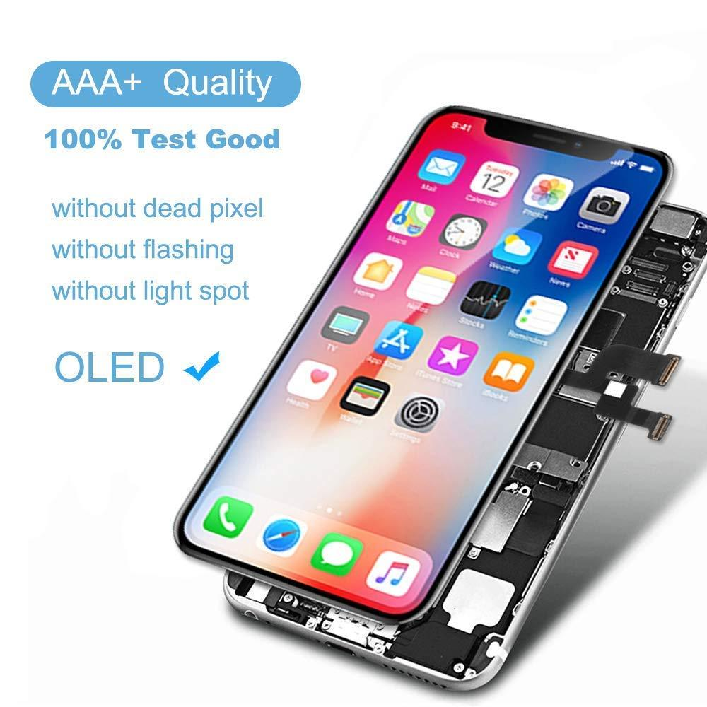 Aftermarket parts for Iphone display
