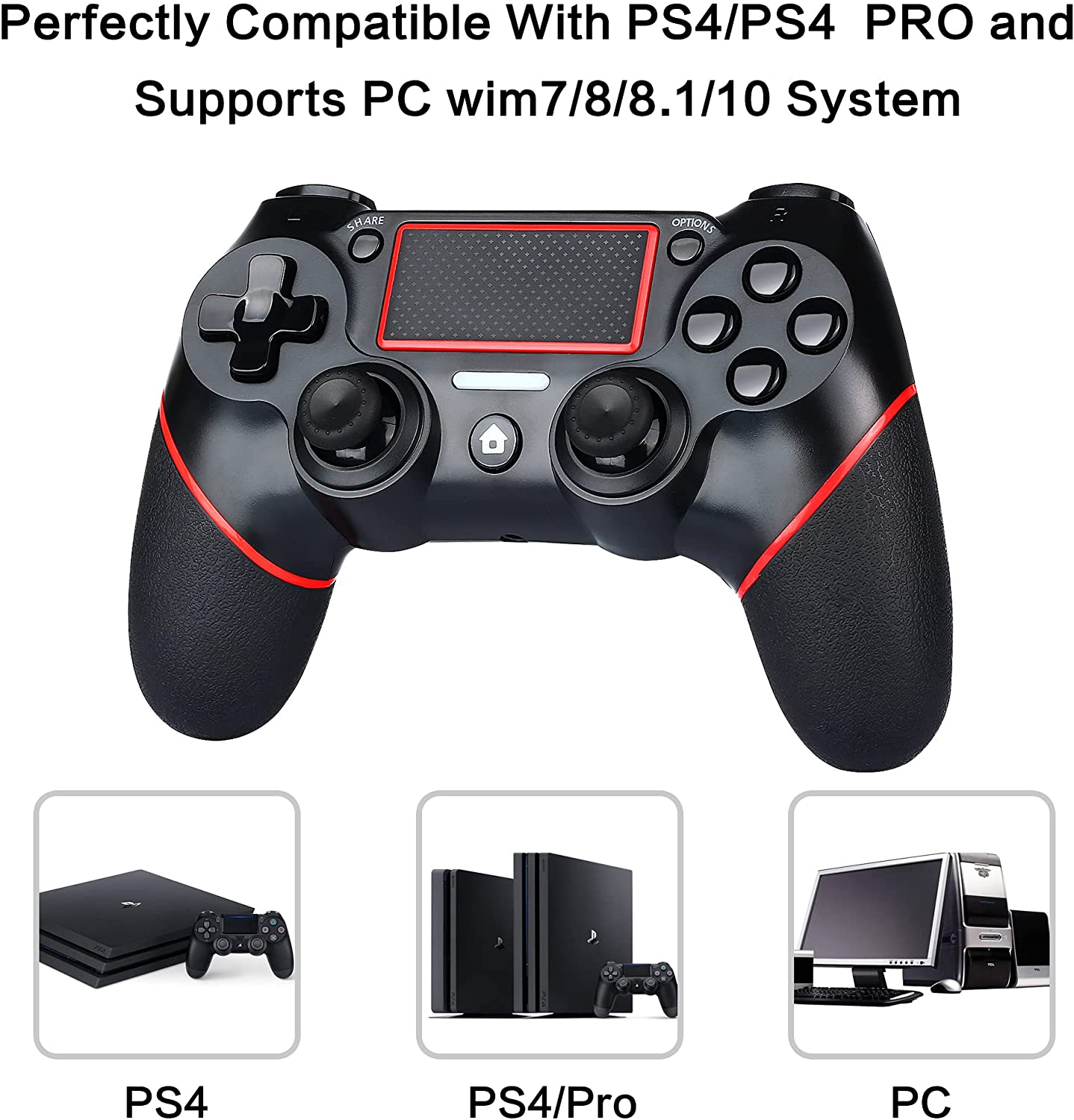 Apex Wireless Controller for PS4