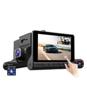 3 in 1 Touch Screen dashcam